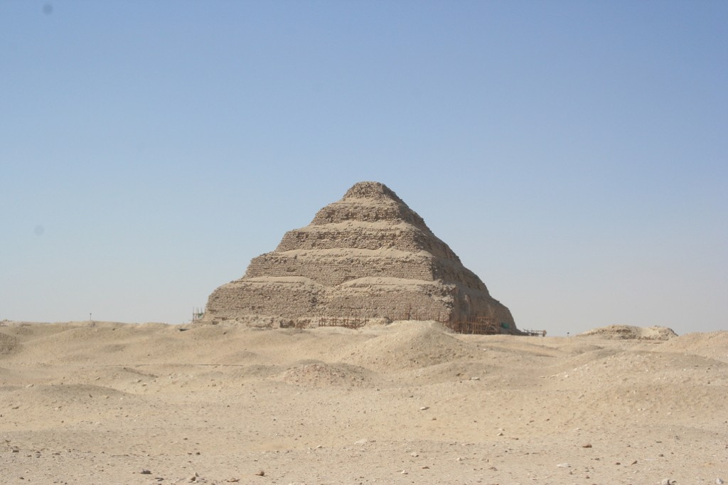 step pyramid at saqqara_small