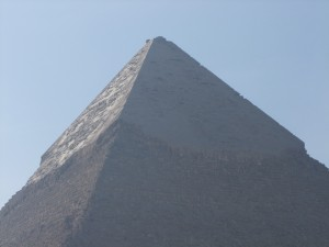 Great Pyramid Top